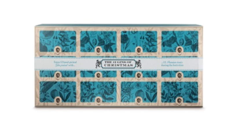 Aldi's 12 Days Of Gin Advent Calendar Is Less Than £35