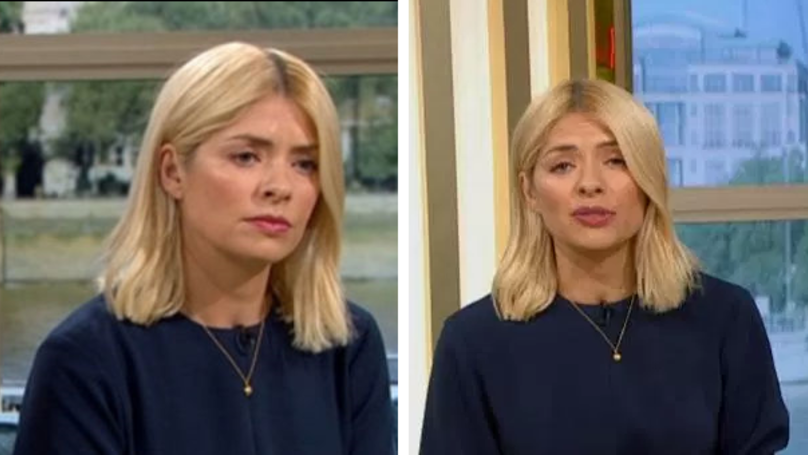Holly Willoughby Disgusted With Guest On This Morning Who Exchanges Rent For Sex