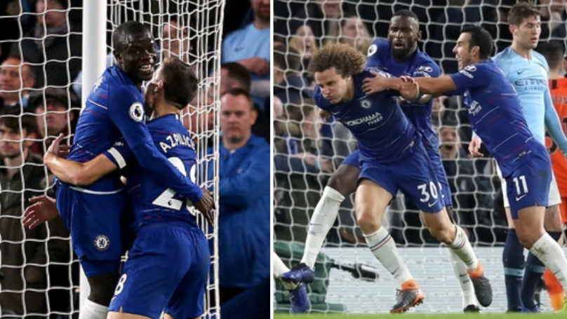 Manchester City Lose First Premier League Game Of The Season, Chelsea Win 2-0