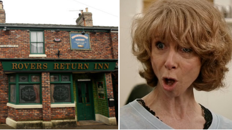 Coronation Street's Rovers Return Is Getting A New Name