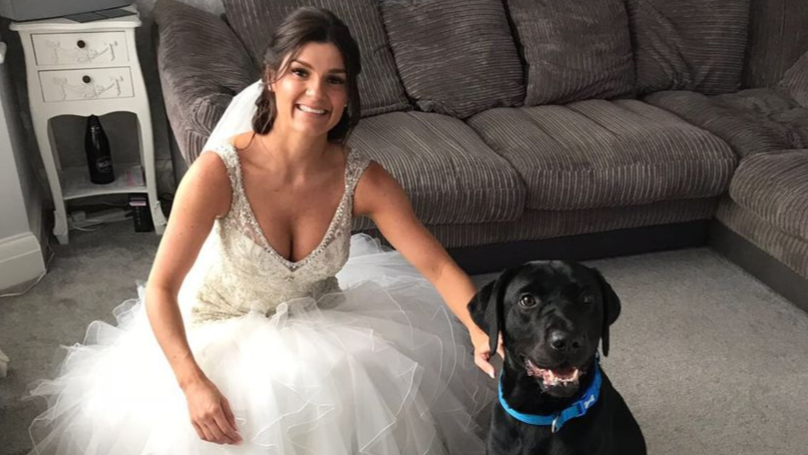 Bride Breaks Both Her Feet On Wedding Day Dancing To B*Witched