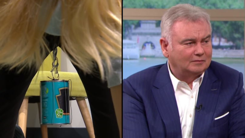 Mum-Of-Three Lifts Can Of Beans With Her Vagina Live On 'This Morning'
