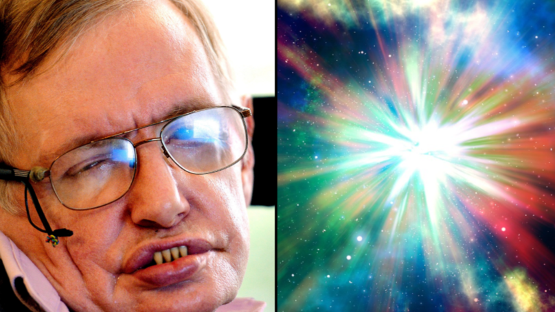 Stephen Hawking Says He Knows What Happened Before The Big Bang