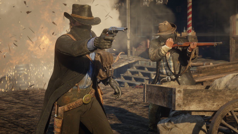 'GTA' and 'Red Dead Redemption' Company Says They Will Not Follow 'Fortnite' Model