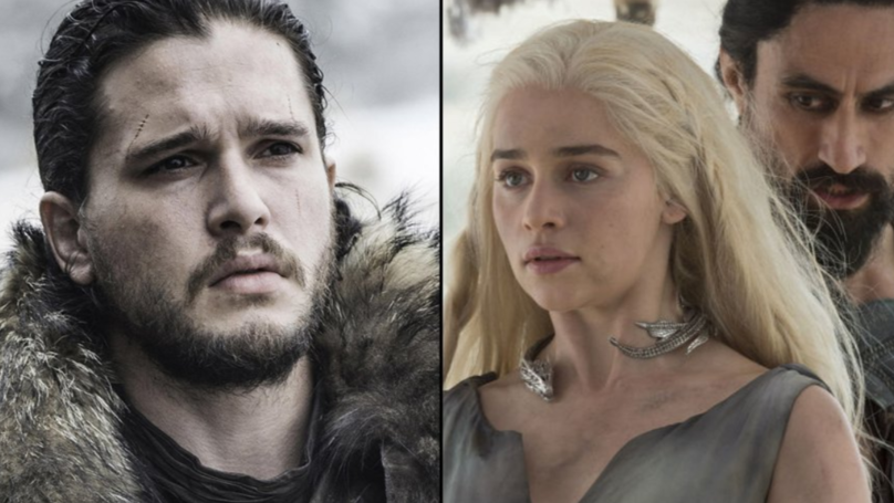 Sky Atlantic Is Showing Every 'Game Of Thrones' Episode Back To Back From This Weekend