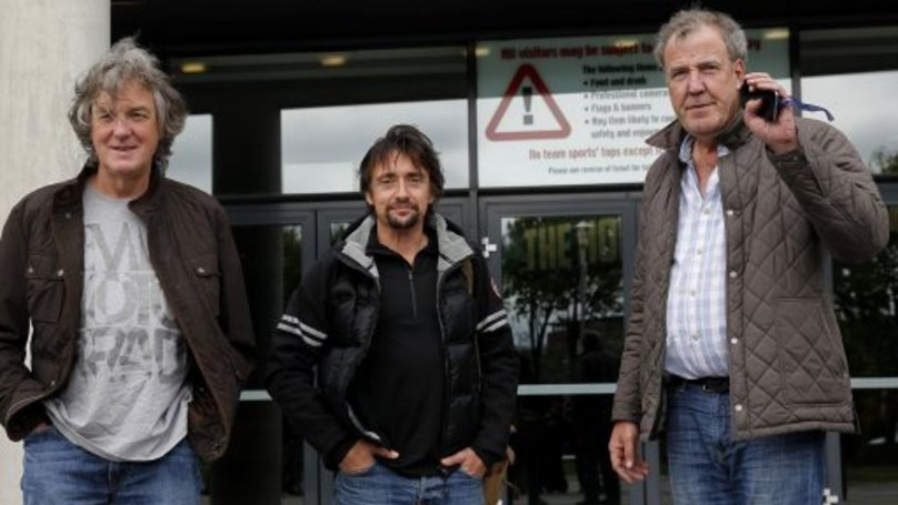 'The Grand Tour' Producer Reveals All About Clarkson, Hammond and May's New Show