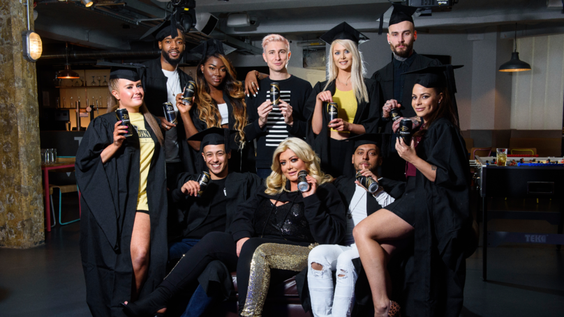 Don't Miss Strongbow's 'ReFreshers Week' – The New Reality TV Show Everyone Is Talking About