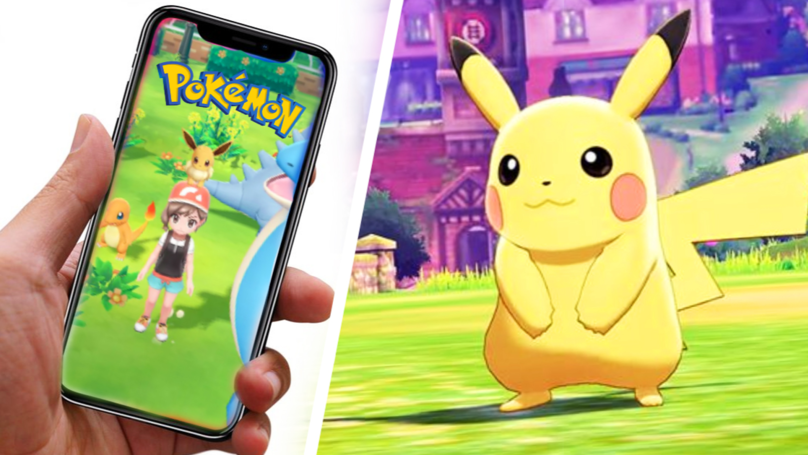 A New Pokémon Game Is Coming To Mobile In Less Than A Year