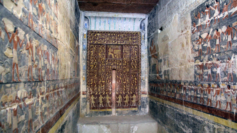 4,000-Year-Old Tomb In Egypt Opens To Public For The First Time