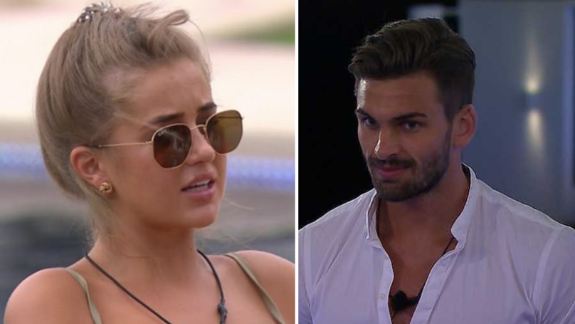Love Island 2018: Adam Brands Georgia A Liar Over Kiss With Jack