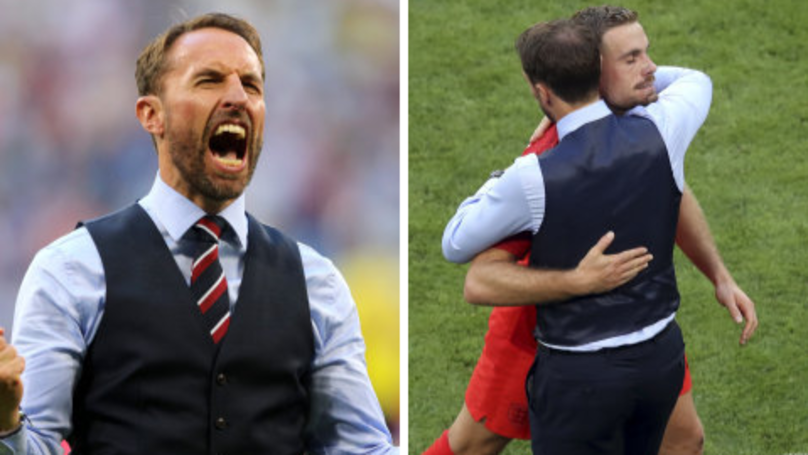 Football Fans Have Ditched England Shirts For Waistcoat Wednesday