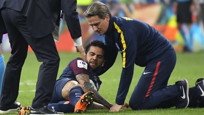 Dani Alves Has Been Ruled Out Of The World Cup