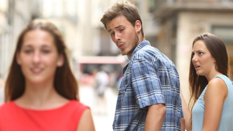 'Distracted Boyfriend' Meme Declared 'Sexist' By Swedish Advertising Monitor