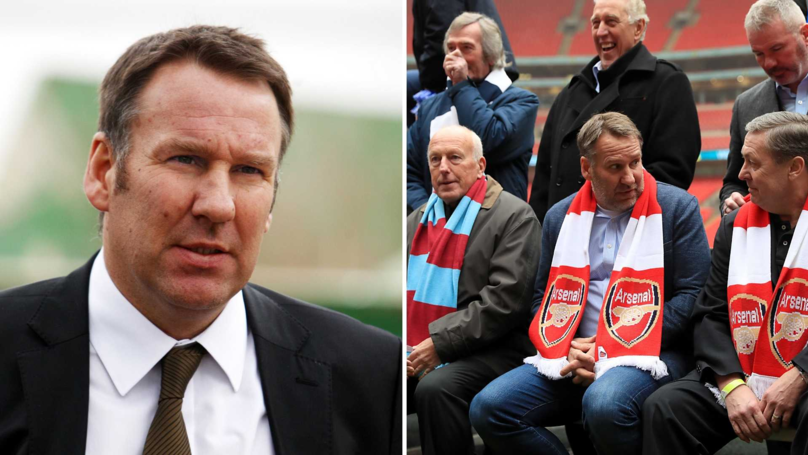 Arsenal Fans Relentlessly Rip Into Paul Merson After His Comments About The Gunners