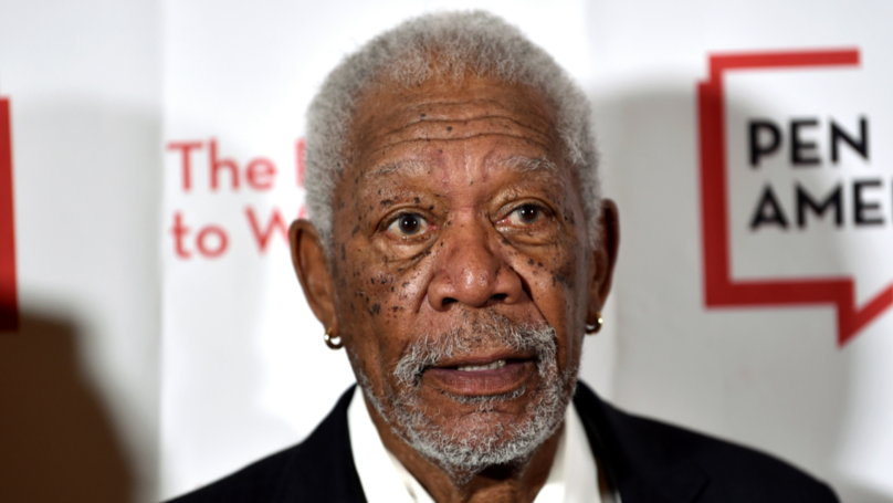 Morgan Freeman Says He's 'Devastated' Life Is At Risk Of 'Being Undermined' Following Sexual Harassment Claims