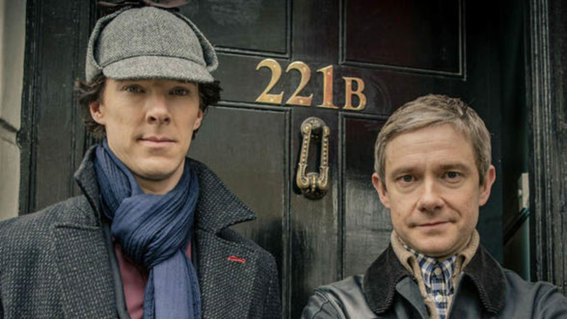 A New Sherlock Holmes Escape Room Has Opened And It Looks Amazing