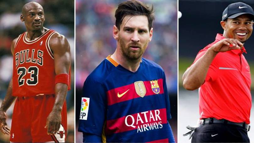The 25 Highest-Paid Athletes Of All Time - Forbes Africa