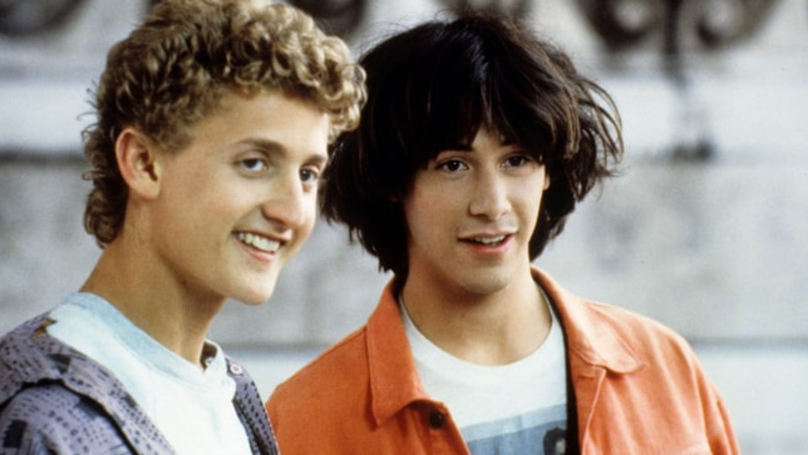 ​Keanu Reeves And Alex Winter Confirmed For 'Bill & Ted' Sequel