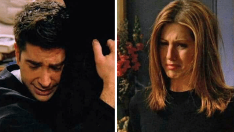 ​In Defence Of Rachel Green In The 'We Were On A Break' Argument