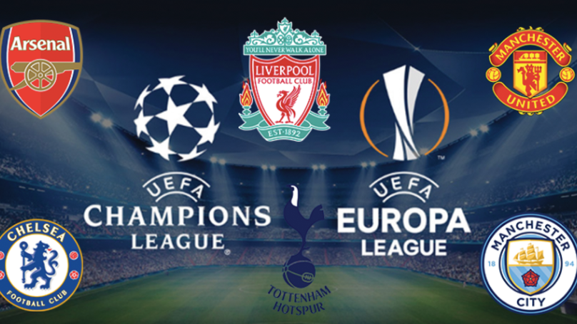 All Six Premier League Teams Are Through In Europe