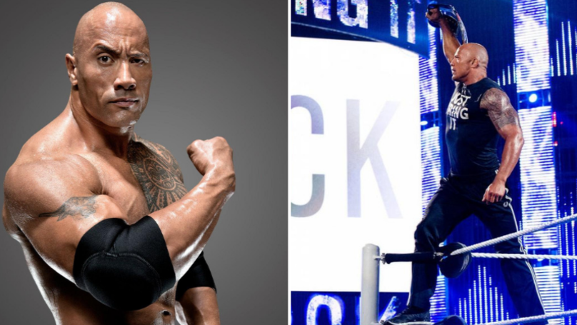 The Rock Rumoured To Be A 2019 Hall Of Fame Entrant
