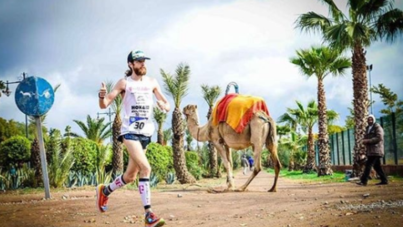 Man Completes Seven Marathons In Seven Days, On Seven Different Continents