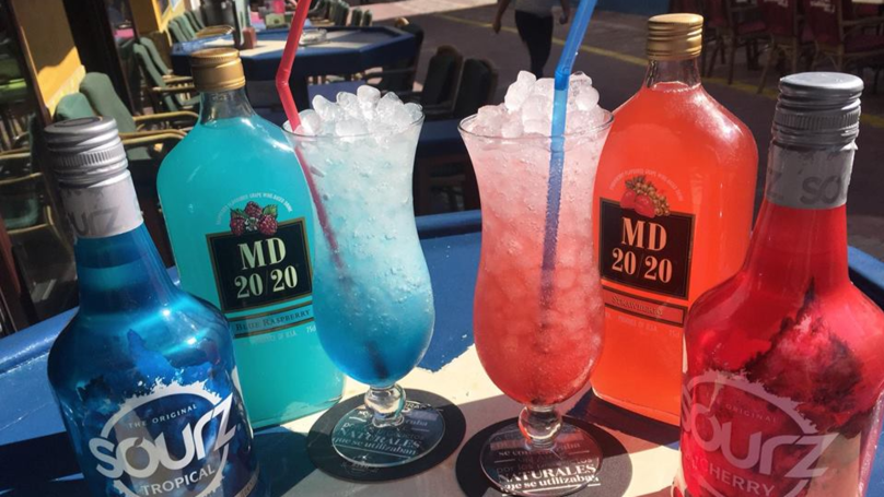 These MD Sourz Frozen Cocktails Are Full To The Brim With Nostalgia