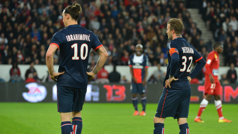 Zlatan Ibrahimović Is Going To Honour His Bet With David Beckham