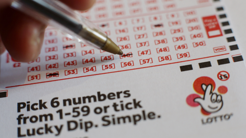 Man Left Devastated After 'Big Lottery Win' Turns Out To Be Lucky Dip