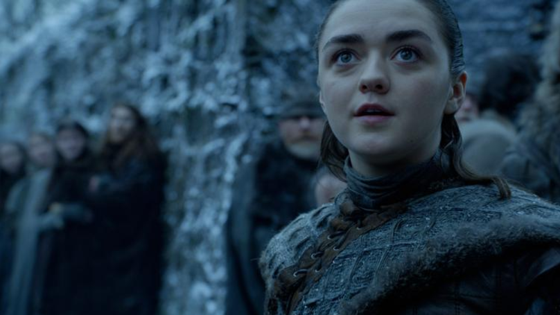 Arya Stark Finally Sees Dragons In New Game Of Thrones Footage