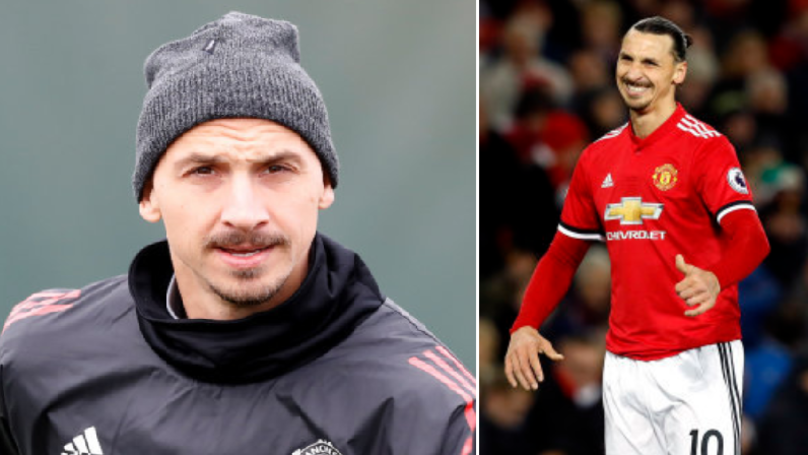 Zlatan Ibrahimovic Opens Up About His Manchester United Regrets