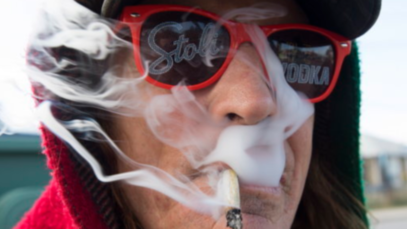Canada Celebrates Legalisation of Cannabis By Getting High, Of Course