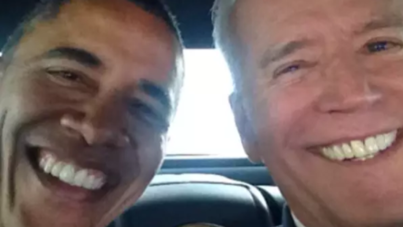 Barack Obama Wished Joe Biden Happy Birthday With A Meme