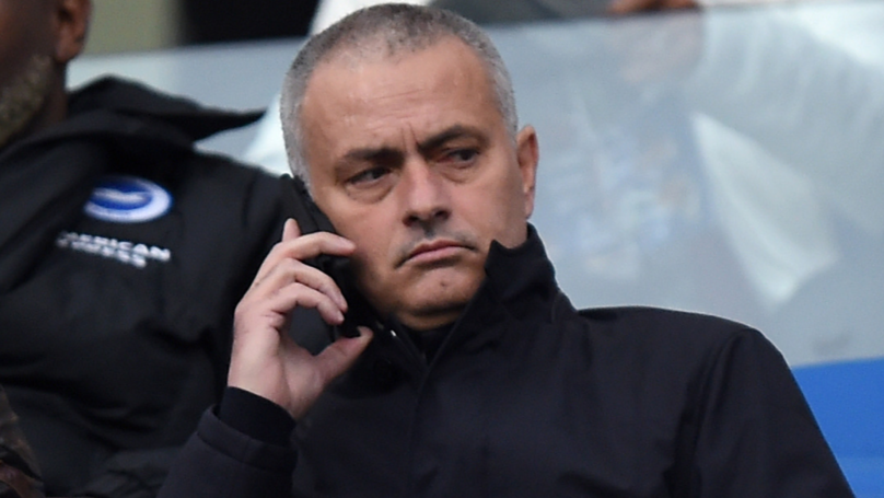 Jose Mourinho Is Reportedly 'Hanging Onto Manchester United Job By A Thread'