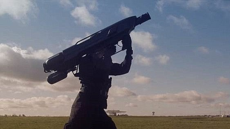 Police 'Armed With Drone-Killing Bazookas' Following Gatwick Airport Chaos