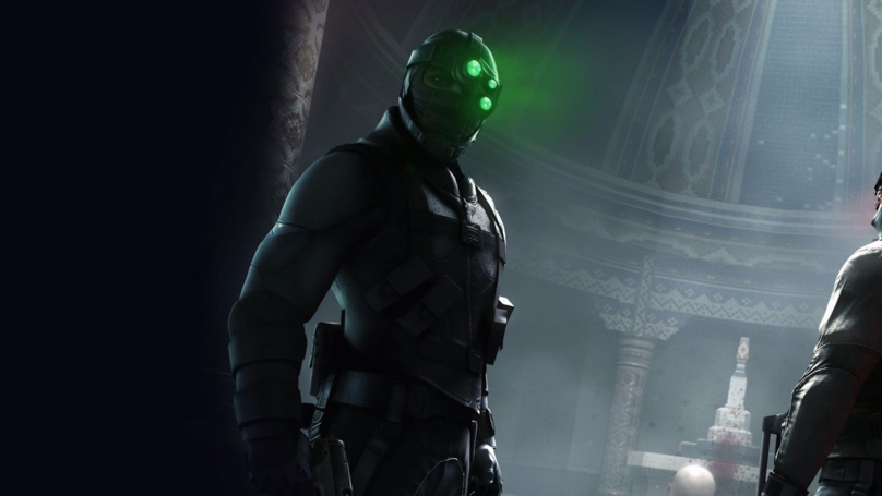 ​Italian Voice Actor Might Be Dropping New Splinter Cell Hints