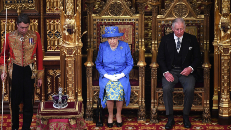 Why Isn't The Queen Wearing A Crown For Her Speech Today?