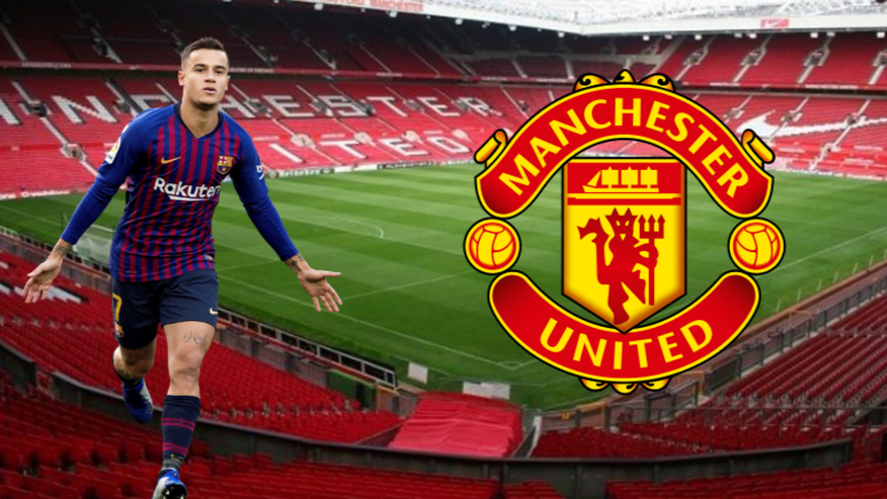 Philippe Coutinho Has Spoken To Manchester United Players About Possible  Move 5ea4996696a