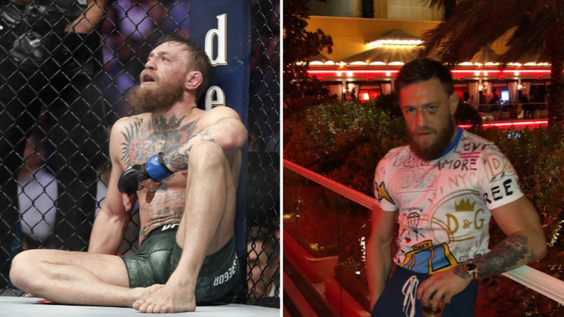 Fight After McGregor Khabib  Picture Posts Post Conor First