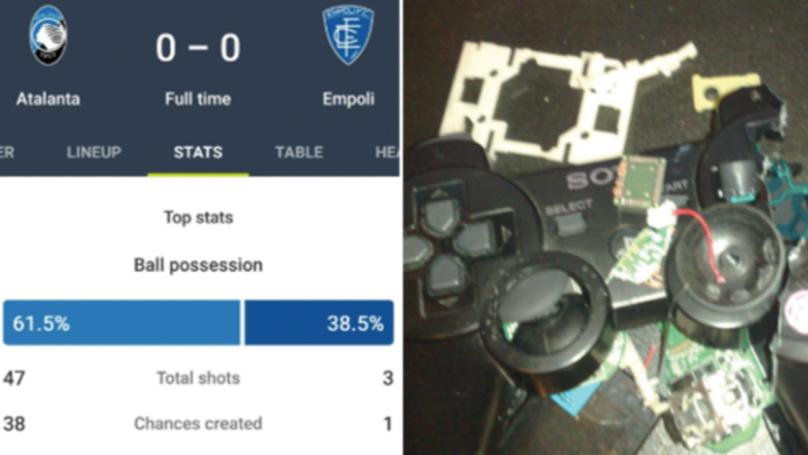 Atalanta Played Out A Real Life FIFA Game Last Night