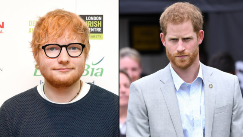 Ginger Men Are Getting More Sex And It's All Thanks To Ed Sheeran