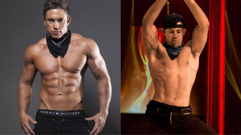 The Real Life Magic Mike Who Can Make More Than $3,000 A Weekend
