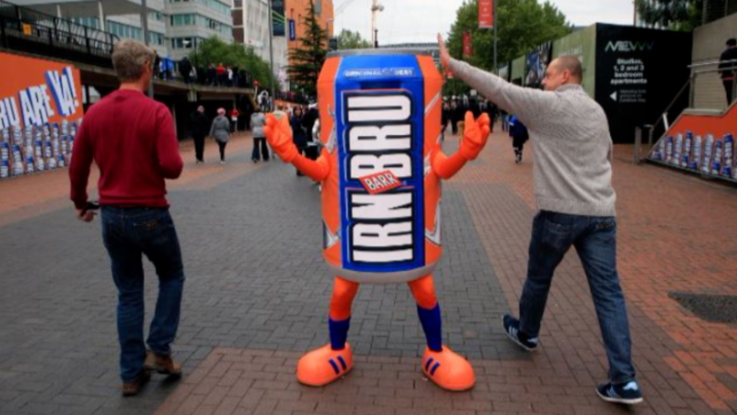 Irn-Bru Announces It Will Launch Energy Drink This Summer