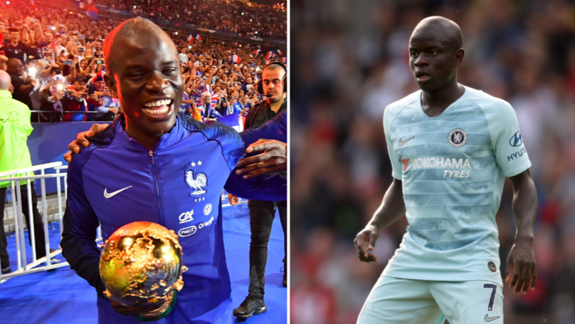 Chelsea Offer N'Golo Kante Nearly Twice His Wages To Stop PSG Interest