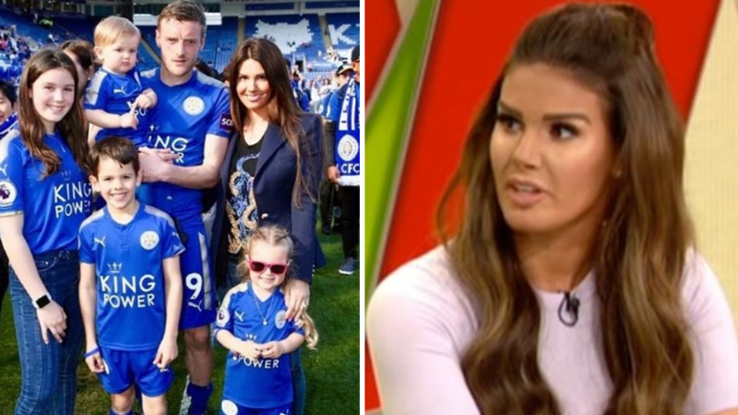 Rebekah Vardy Has 'Blessing' From School To Take Kids To World Cup