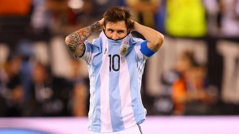 Lionel Messi Misses Penalty As Chile Win Copa America