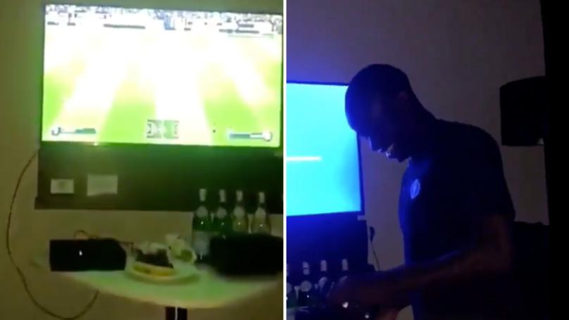 N'Golo Kanté Rage Quits FIFA 19 Match Against Callum Hudson-Odoi, He's Still Smiling