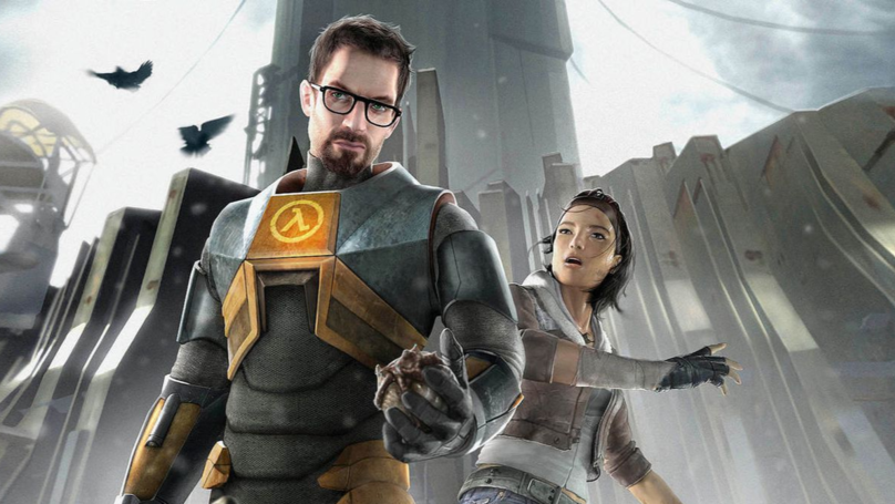 Valve's New VR Headset Could See Half-Life VR Game Announced This Week