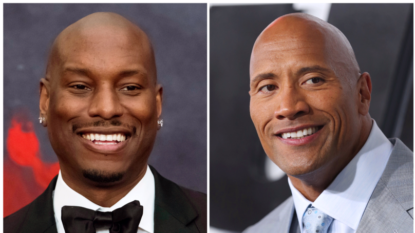 Tyrese Gibson Reveals Why He's So Angry At The Rock