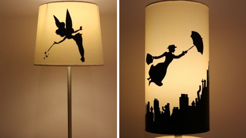 Beautiful These Disney Lamps Are The Cutest Way To Add A Touch Of Magic To Your Room    Pretty 52